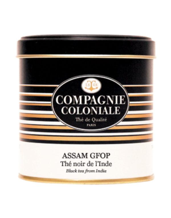 Thés Noir Nature Assam Gfop Supérieur