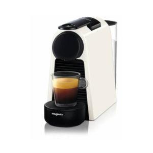 11365 Magimix Cafetiere Capsule Nespresso Blanche