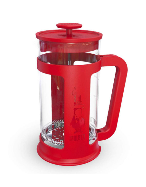 Cafetiere Smart Press Bialetti 1l Rouge 6187