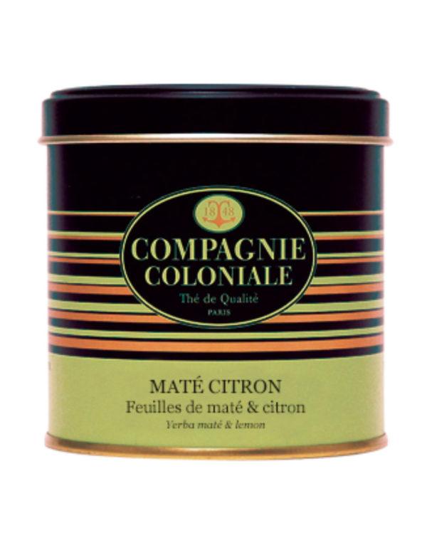 The Vert Aromatise Mate Citron Vert