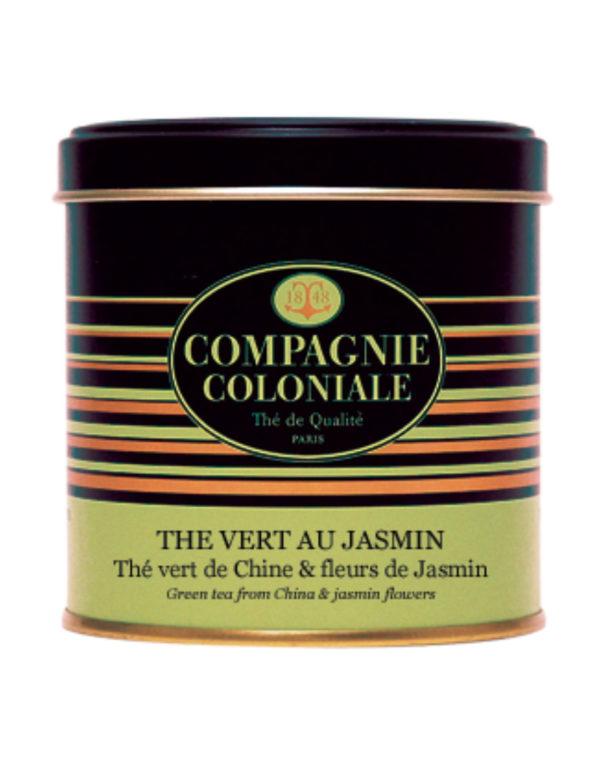 The Vert Aromatise Au Jasmin