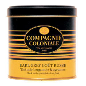 The Noir Aromatise Earl Grey Gout Russe