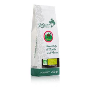 Gascon 250g café en grain Origine Pérou