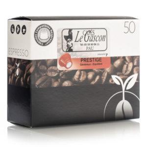 Boite 50 Capsules Cafe Prestige